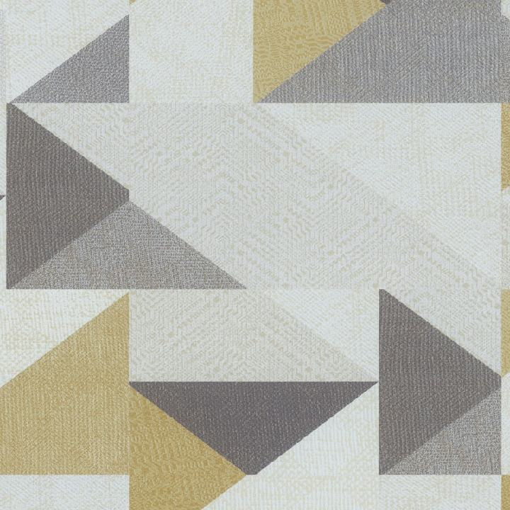 Expona Domestic - Golden Geometric